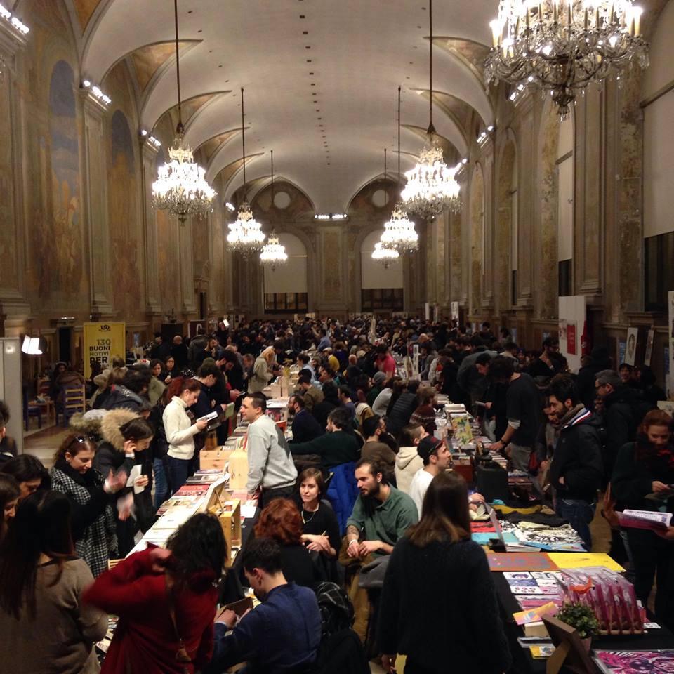 fruit exhibition Bologna