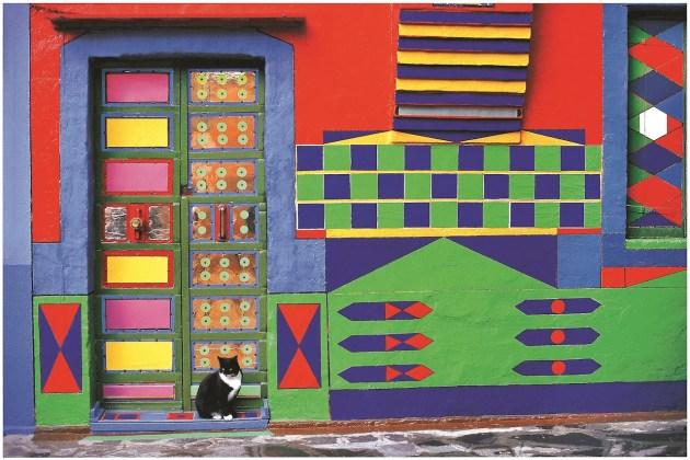 Fulvio Roiter La casa di Bepi a Burano, 1997 © Fondazione Fulvio Roiter