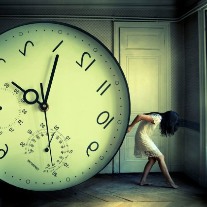 Julie de Waroquier, The weight of Time, 2011, 60cmX60cm, Edition: 1/20, Courtesy Galerie Goutal