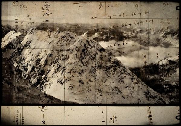 "Beat Kuert, ""aa-2ay=4b-x"" (Montagne di Newton), 2018, Hahnemühle FineArt Print, cm 72cm x 50cm,Edition: 1/5, Courtesy Beat Kuert"