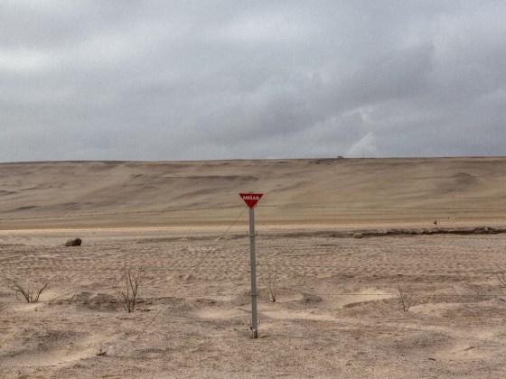 Cristobal Olivares Untitled (dalla serie Il Deserto, 2017) © Cristobal Olivares