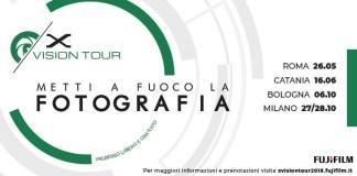 Fujifilm X-Vision Tour