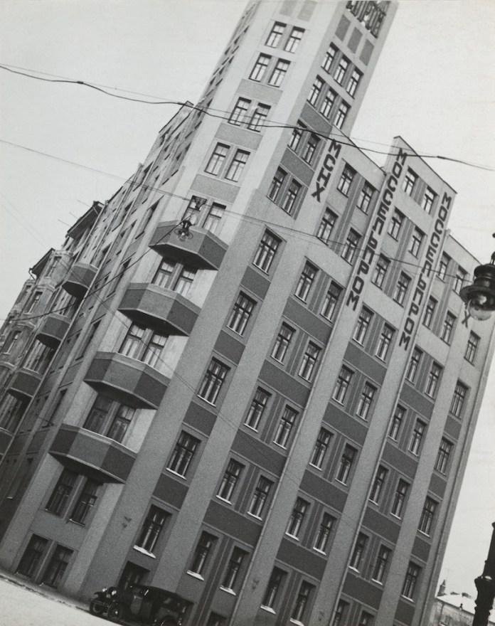 mostra di Alexander Rodchenko a Palermo
