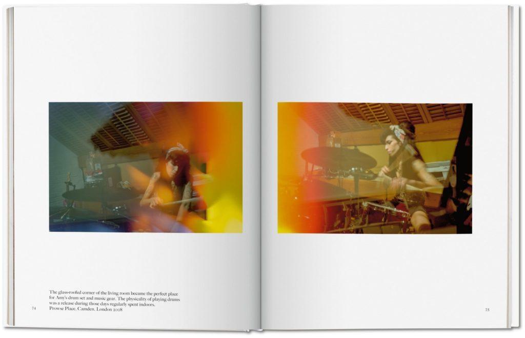 Amy Winehouse libro taschen