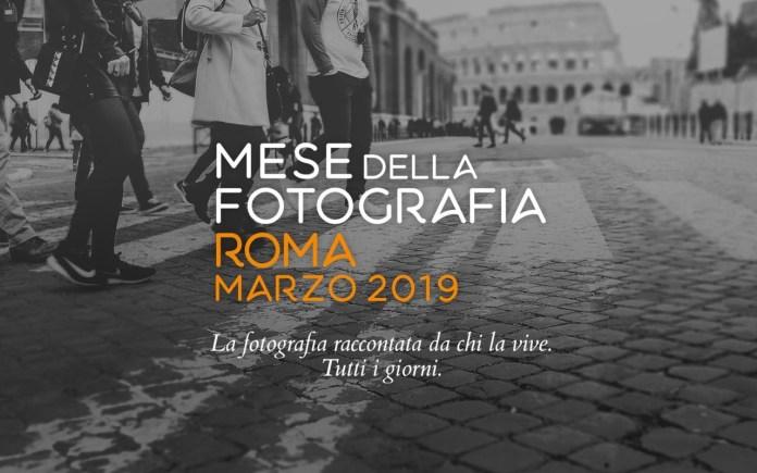 mese della fotografia roma