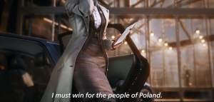 """""""Muszę wygrać w imię wszystkich Polaków"""""""