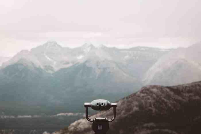 Honeymoon Pt 1: Banff, Canada