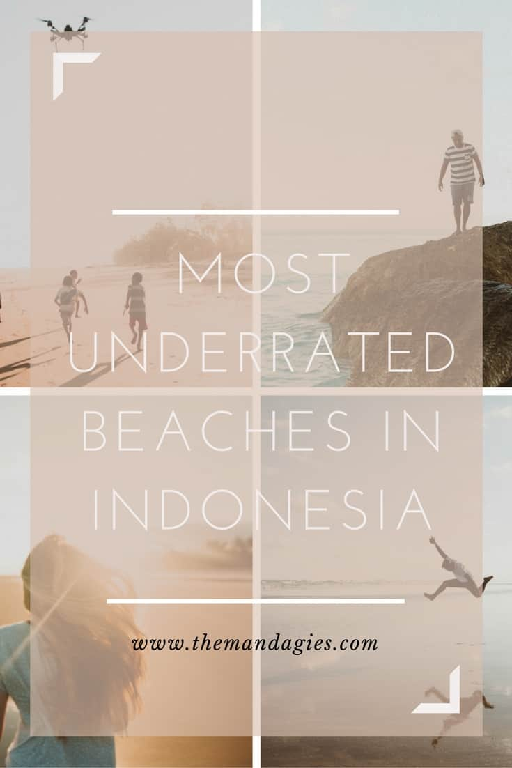 beaches in indonesia www.themandagies.com