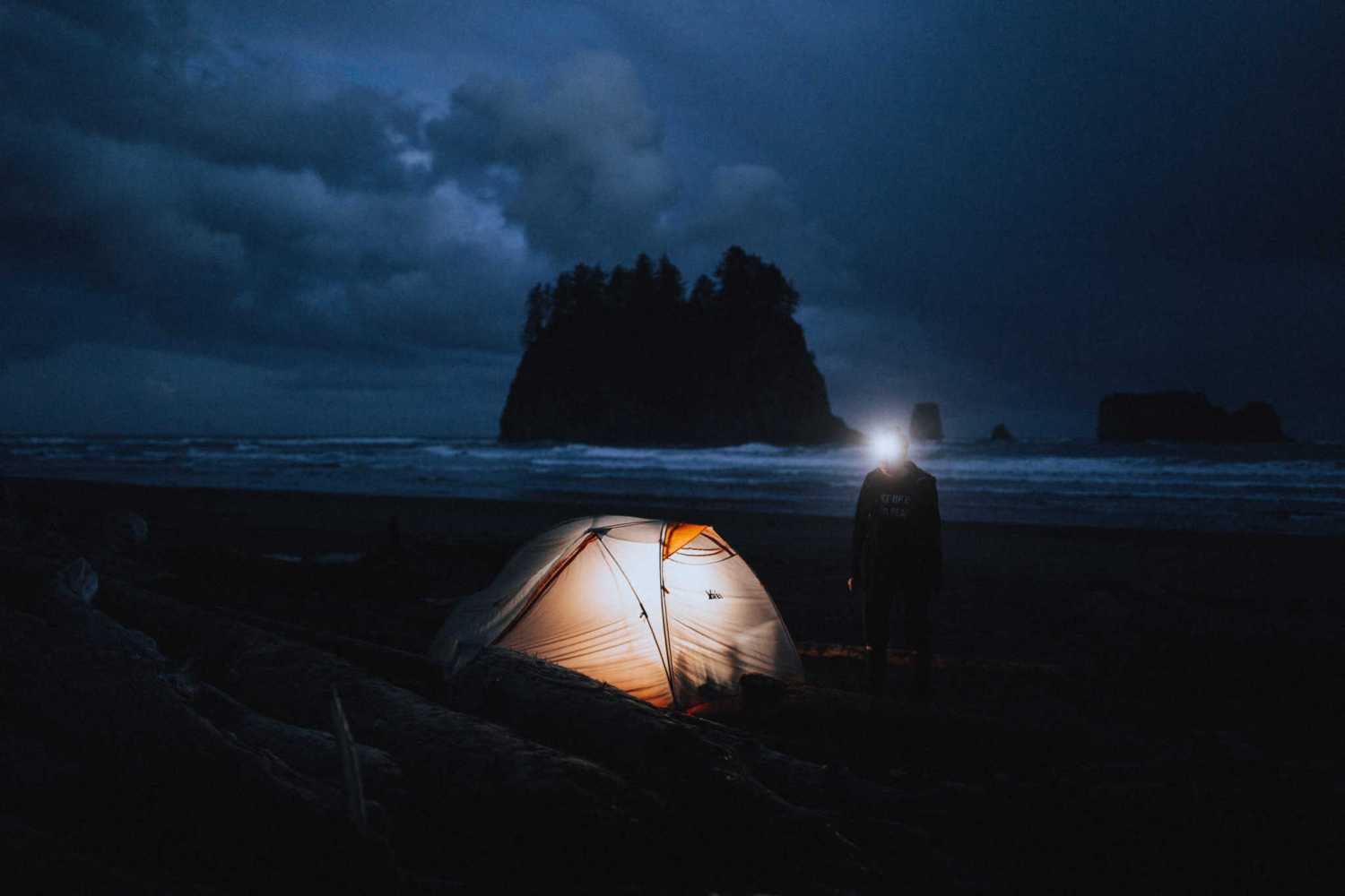 La Push Beach Camping Tips The Mandagies