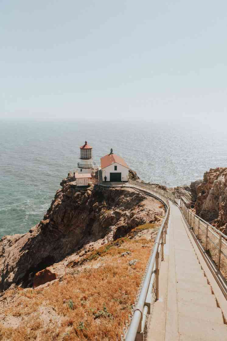 Point Reyes Lighthouse, California - The Mandagies