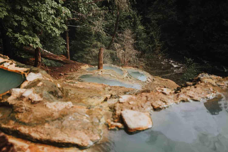 Umpqua Hot Springs - TheMandagies.com
