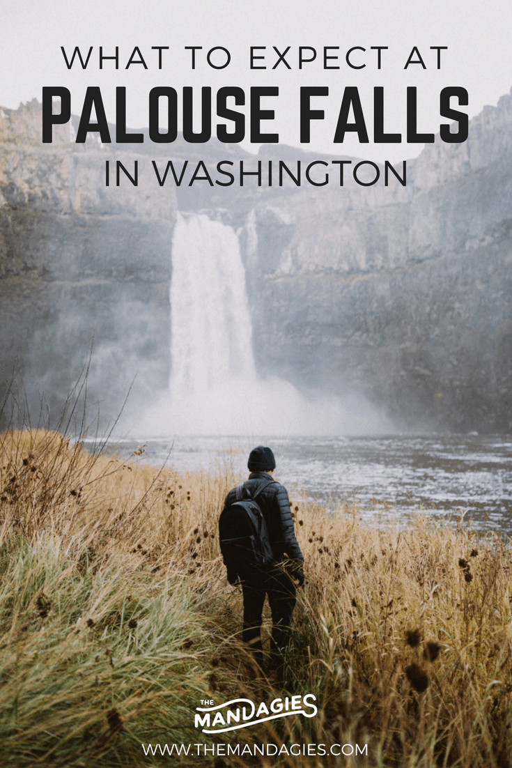 Ready to explore Palouse Falls in Washington? Read more to find out what to expect, and inspiration for your next adventure! TheMandagies.com