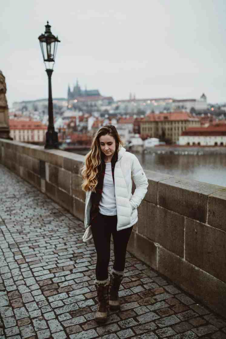 """Discover gorgeous and unique instagram spots in Prague! We're veering off the classic """"top 10 tourist locations"""" blog post and giving you the most gorgeous and underrated locations in Prague, definitely worthy of your visit."""