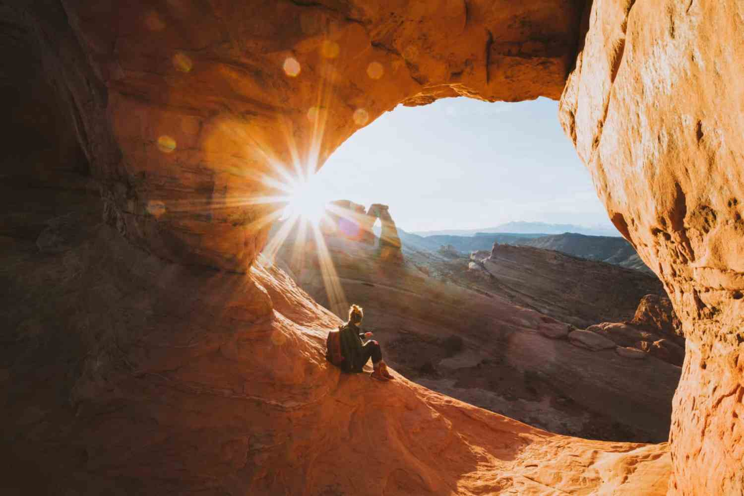 American Southwest road trip stops - Delicate Arch