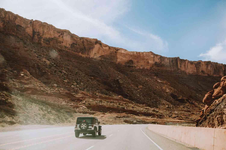 American Southwest road trip stops - Moab, Utah