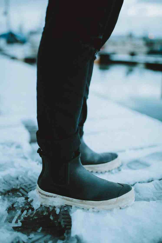 Stutterheim Rain Boots - What To Wear Alaska Road Trip - TheMandagies.com