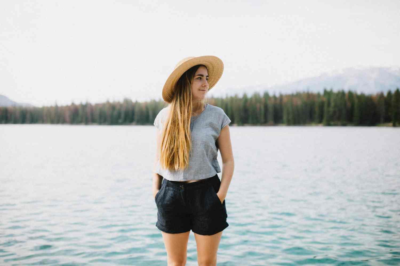 Photo Spots In Jasper National Park - Lake Edith + Annette