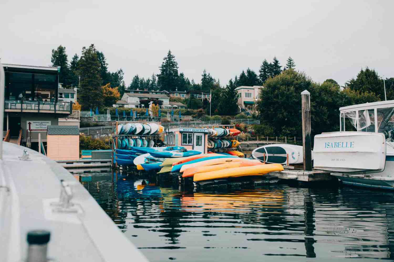 Lees SUP in Gig Harbor, Washington - TheMandagies.com