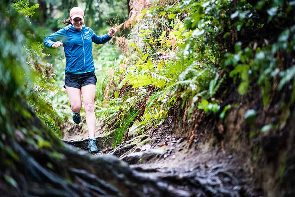 Outdoor Activities in Pierce County - Trail Running in Point Defiance
