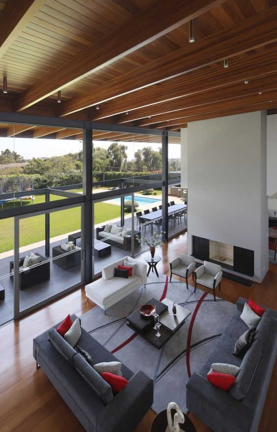 modern living room