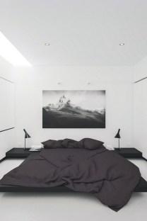 modern manly bedroom