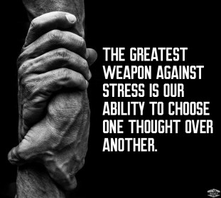 choose thoughts carefully