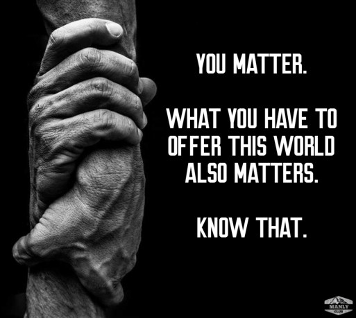 you matter quote