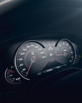 high tech m5 speedometer and tach