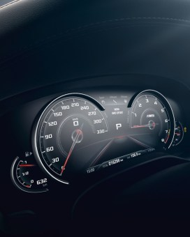 high tech m5 speedometer and tach