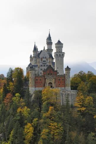 beautiful castle