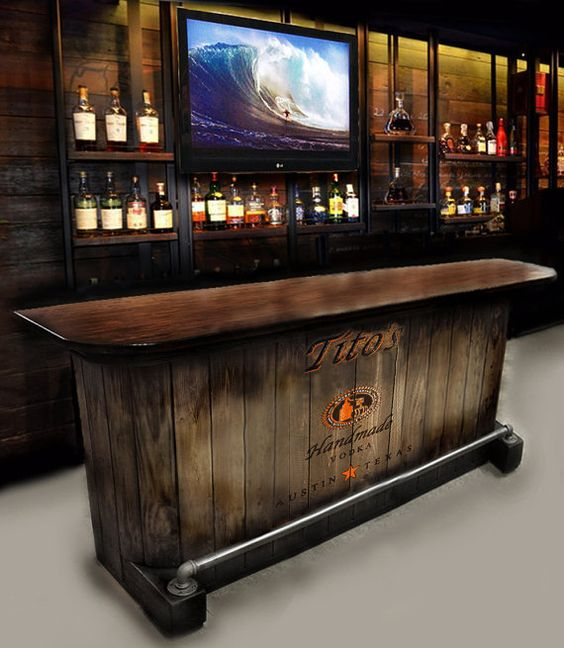 manly home bar
