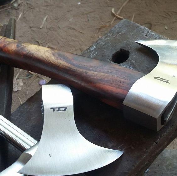 beautiful axes