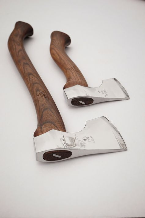 two polished axes