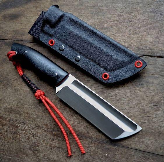 blade with sheath