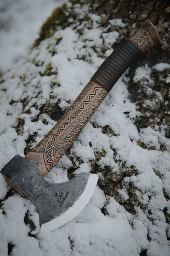custom ax