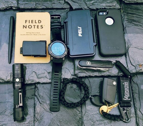 edc with field notes