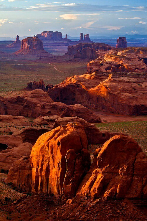 valley of color