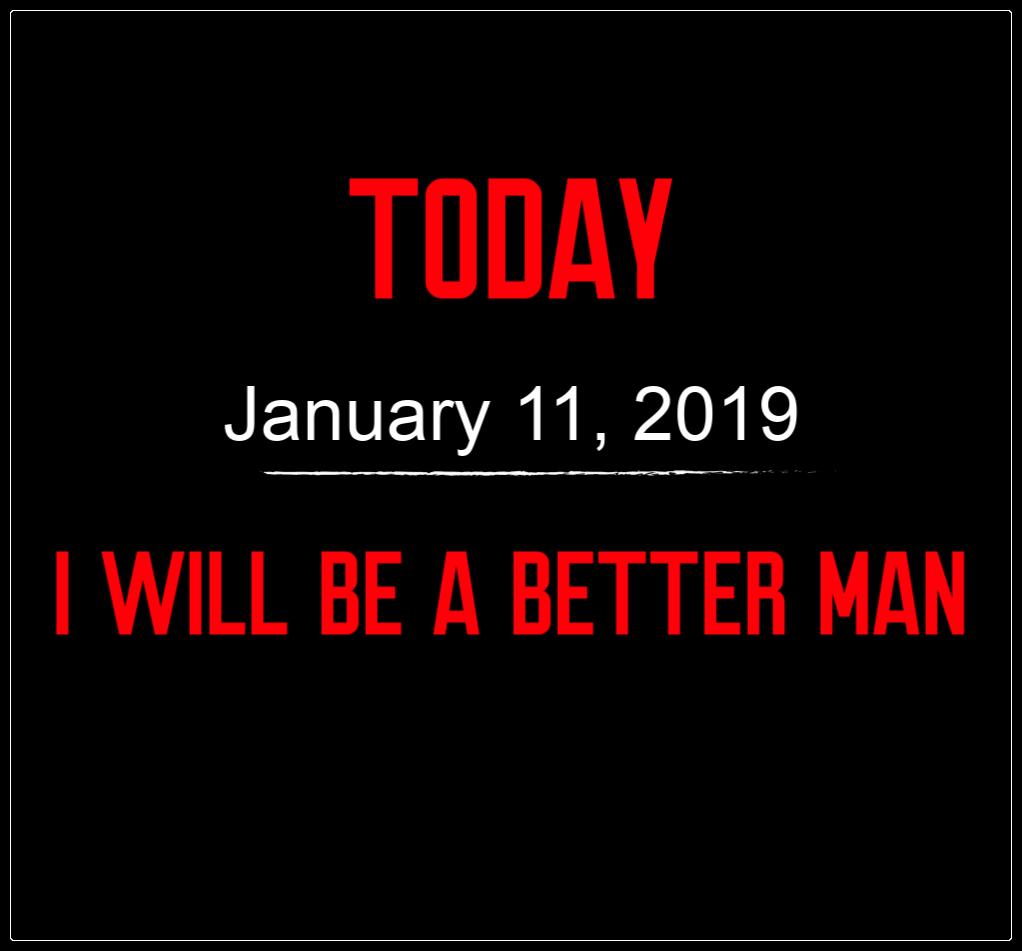 better man 1-11-19