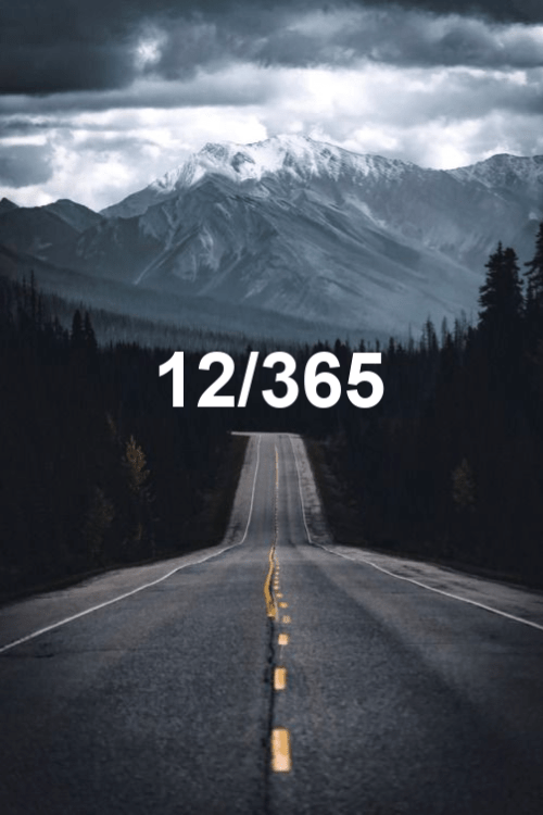 day 12 of the year 2019