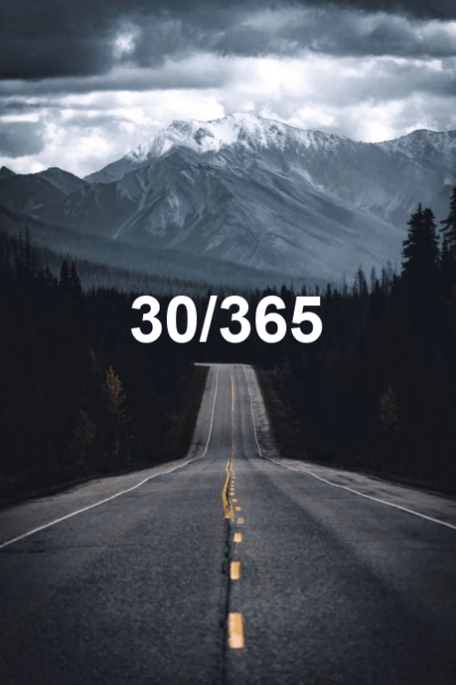day 30 of the year 2019