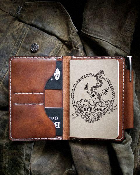 notepad wallet