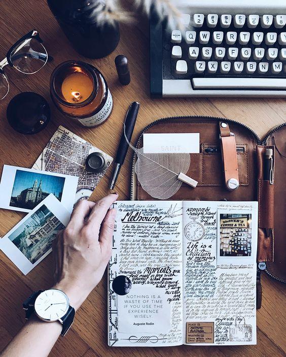 writer gear