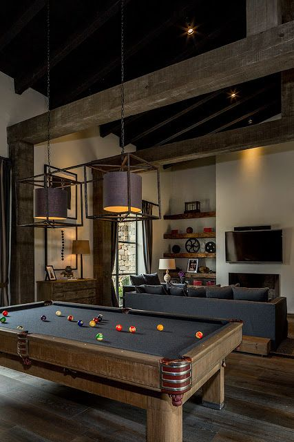 manly pool table
