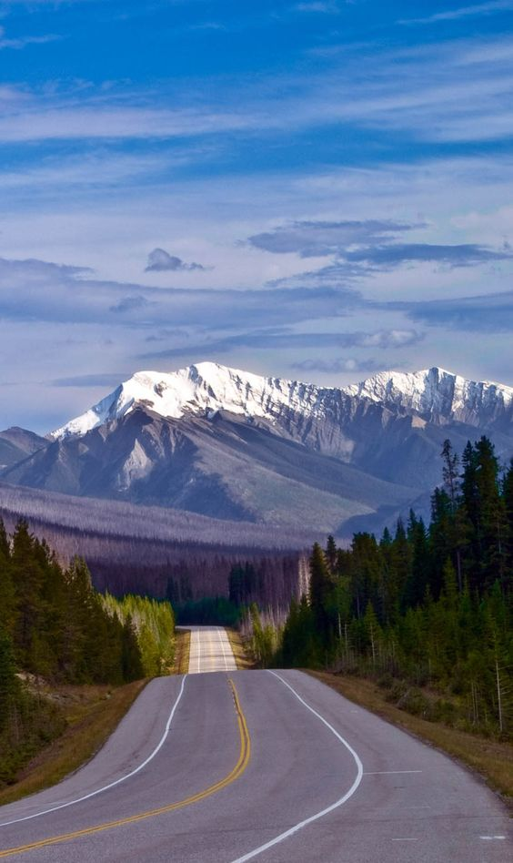 Canadian Rockies - Kootenay National Park