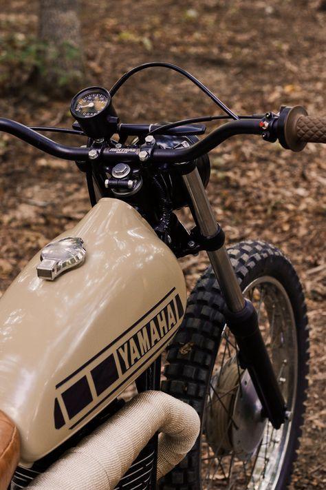 Yamaha DT250 Scrambler