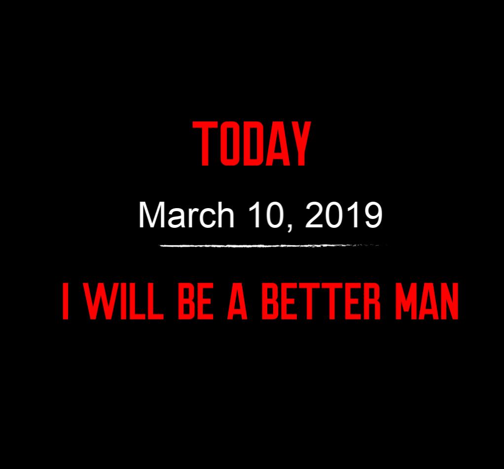 better man 3-10-19