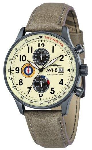 AVI-8 Hawker Hurricane Chronograph