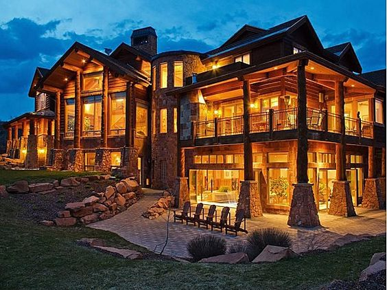 Fifteen Thousand Square Foot Utah Mansion