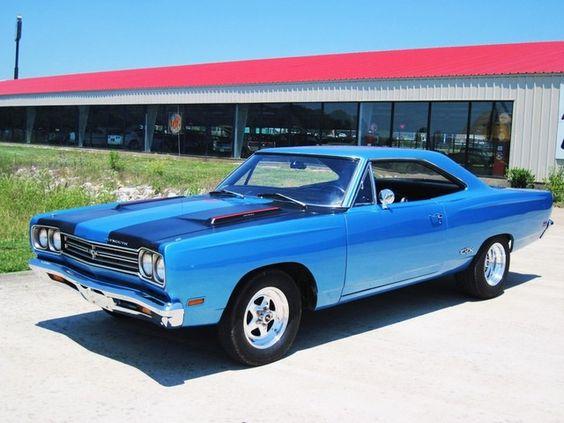 Plymouth GTX 1969