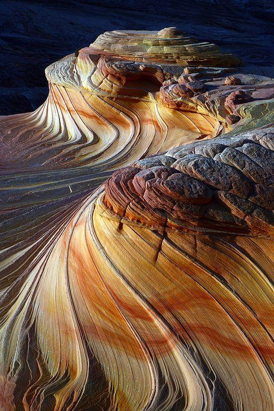 Second Wave Coyote Buttes North Paria Vermilion Cliffs Wilderness Arizona